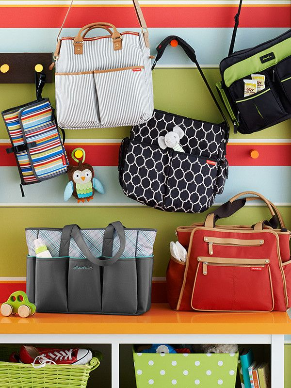 Looking for a diaper bag that matches your style and your baby's needs? Find lots of choices at Target.com.