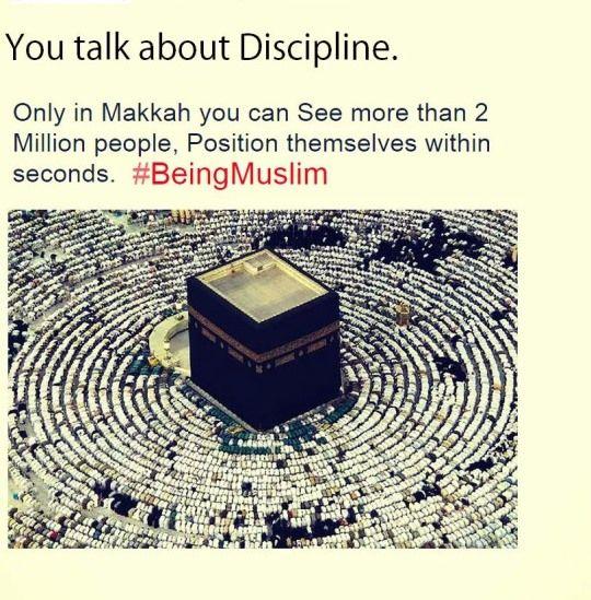 # Being a Muslim