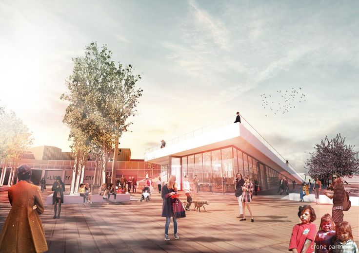 Orange Regional Museum Winning Proposal / Crone Partners