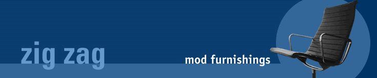 Zig Zag: modfurnishings.com