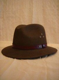 Felt Safari heren hoed. | Hoeden, baretten en caps | Welíta`s
