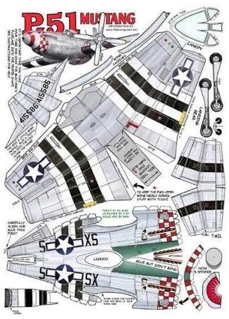 Resultado de imagen para aviones para recortar y armar