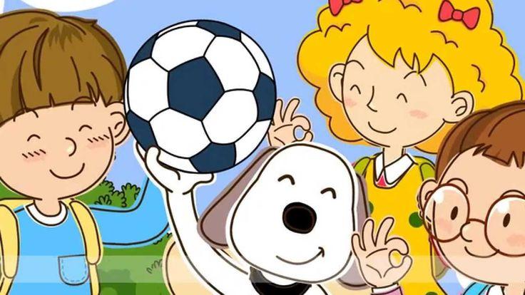 I like soccer. - Let's go! (Easy Dialogue) - English video for Kids - En...