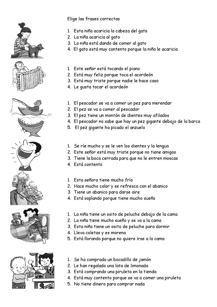Lecturas comprensivas (VII) 1º de primaria by Educación Primaria - issuu