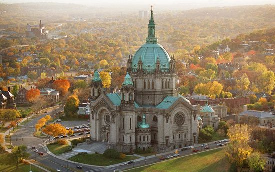 ...The glorious Cathedral of Saint Paul