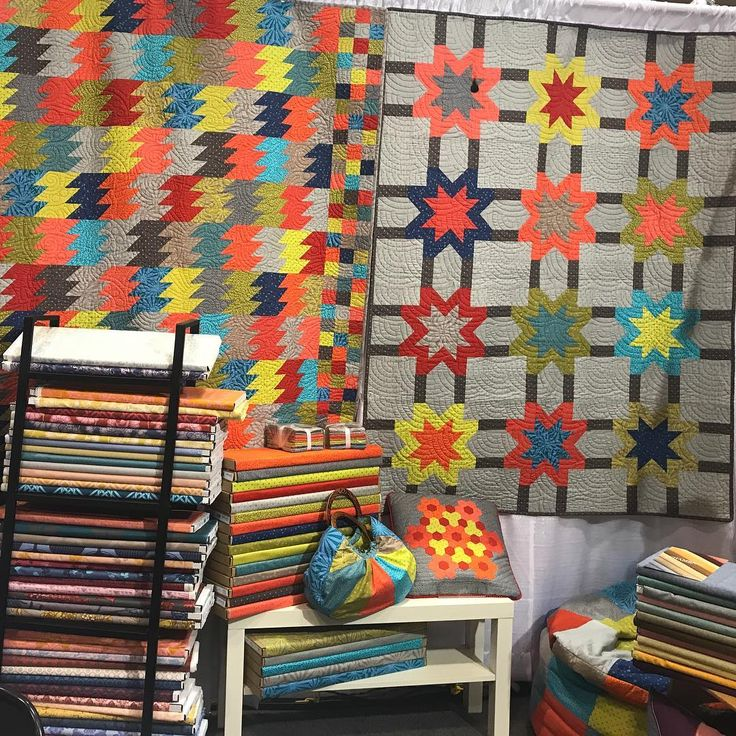 """39 Likes, 2 Comments - LEUTENEGGER (@leuteneggerau) on Instagram: """"Good Morning lovely people. Do visit us @quiltmarket Hall 1 Booth 308 to have a look at this…"""""""