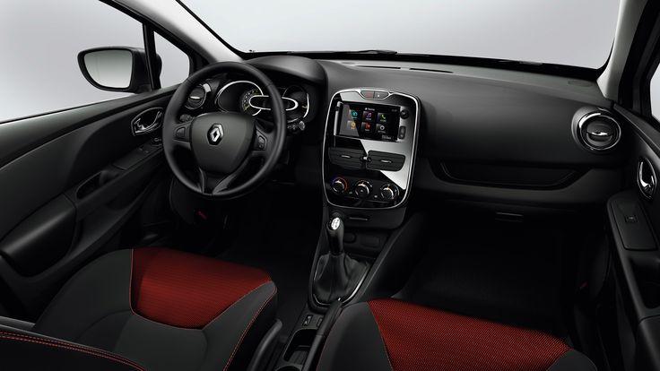 Gli interni della nuova #Renault #Clio