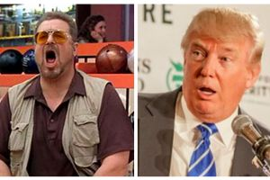 """Shut the f**k up Donny"": This mashup of The Big Lebowski's Walter Sobchak silencing Donald Trump is everything"