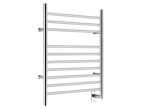 Towel warmer with 10 horizontal bars - Bathroom accessories - Bathrooms - Produits - Bath Depot