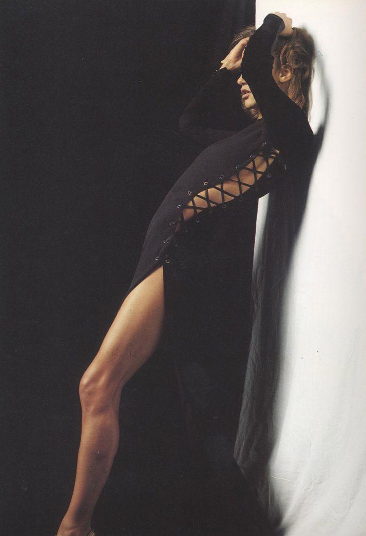 Versace A/W 1991Model: Marpessa Hennink