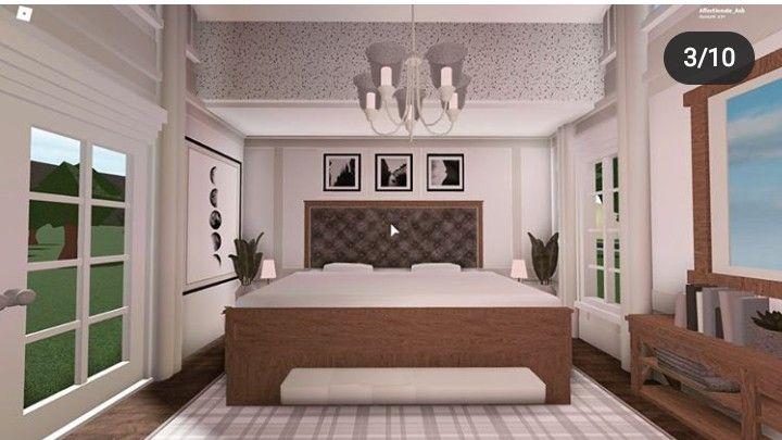 Pin by grace on Bloxburg ideas in 2020 | Bedroom house ...