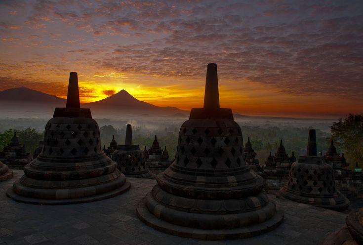 Borobudur Temple Imdonesia