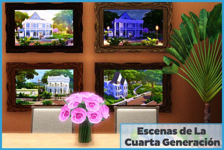 Coco Games: EVOCANDO A LOS SIMS 4