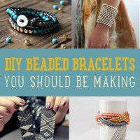 Want to know how to make beaded bracelets? DIY jewelry can save you a lot of money and that's also the same with DIY bracelets. Making custom bracelets are fun especially when you can make it in any color and size you want. If you're looking for beaded bracelets
