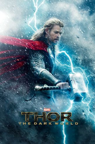 Thor 2 (Teaser). Poster from AllPosters.com, $9.99