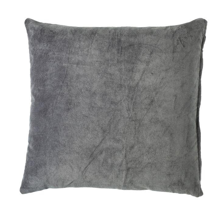 Cotton Velvet Pute 50×50 fra Cozy Living. Bestill den hos oss: https://www.krogh-design.no/interior/puter/