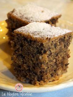 Le nostre Ricette: Torta caffè e nocciole