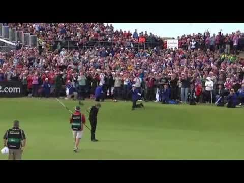 Greening in the Years of The Irish Open - YouTube