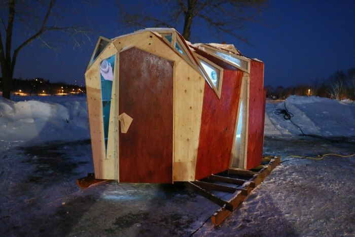 1000 ideas about ice fishing shelters on pinterest ice for Ice fishing shelters for sale