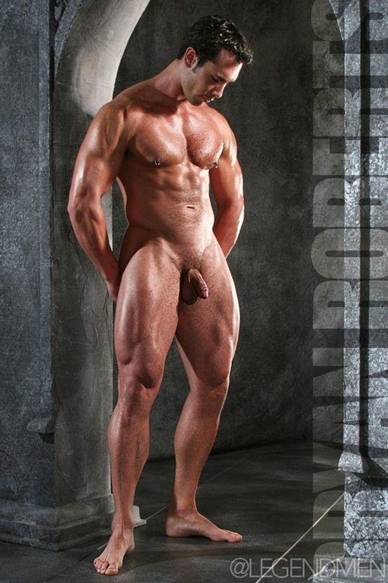 Body Builders Naked 65