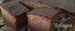 Pihe-puha kakaós sütemény