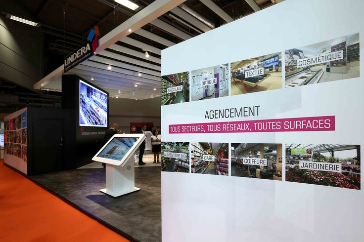 Stand Equipmag   Groupe Lindera