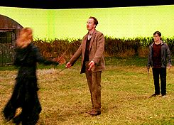 Tonks and Lupin one of my favorite relationships never shown on screen