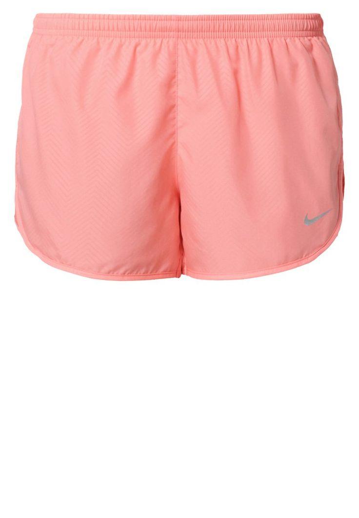 Nike Performance MODERN EMBOSSED TEMPO - Korte broeken - rose - Zalando.be