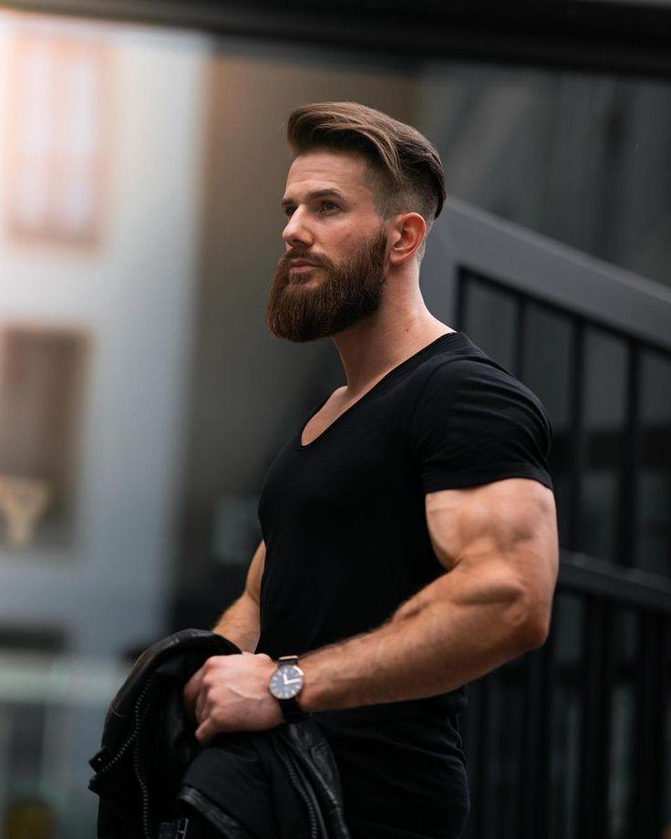 Men Beard Styles on in 2019 | Kyle Degler | Beard styles ...