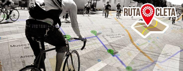 Ruta Cleta :: Conoce Santiago de Chile en Bicicleta #1