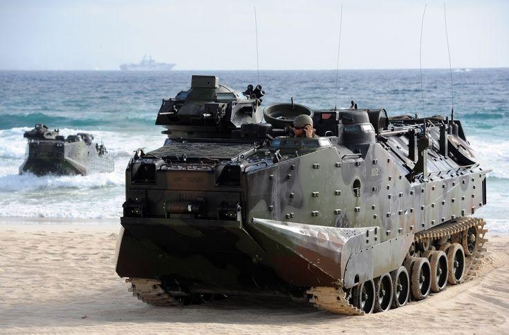 USMC Amphibious Assault Vehicle