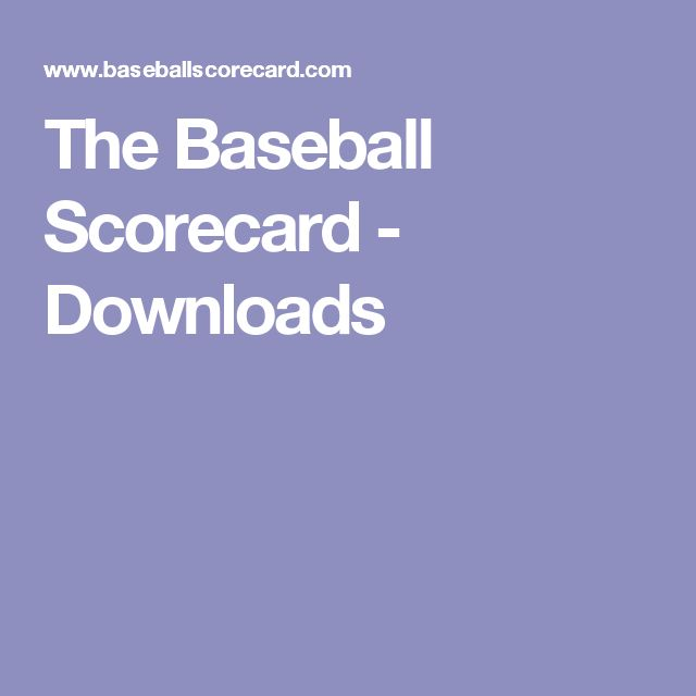 The  Best Baseball Scores Ideas On   My Score