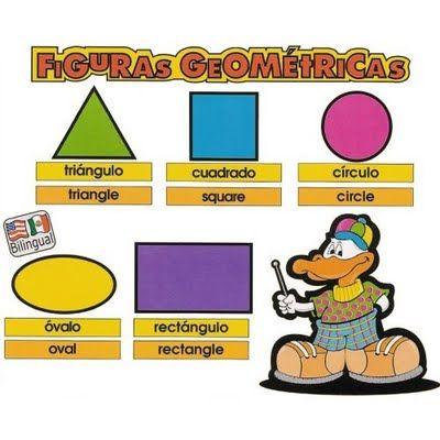Actividades para trabajar la figuras geométricas en preescolar