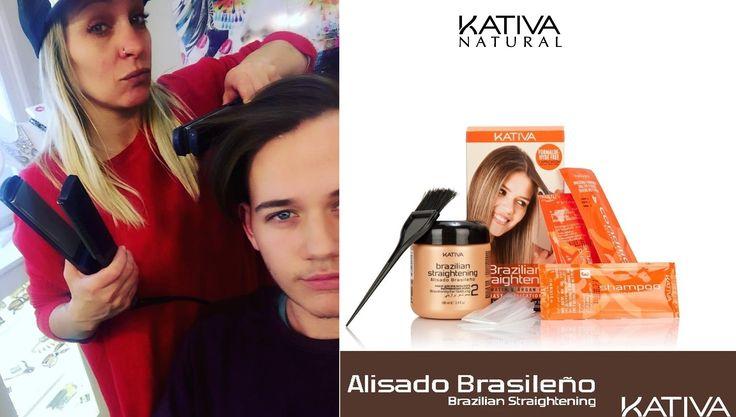 Η θεραπεία Kativa Alisado Brasileno δεν είναι προνόμιο μόνο των γυναικών αλλά και των αντρών! Μαλλιά Διαφήμισης και για τους φίλους μας! ΠΡΟΣΟΧΗ ΣΤΙΣ ΑΠΟΜΙΜΗΣΕΙΣ!!! Οί αυθεντικές θεραπείες Κερατίνης έχουν όνομα KATIVA NATURAL και είναι Νο1 ΠΑΓΚΟΣΜΙΩΣ! Οί δικές σας φωτογραφίες!
