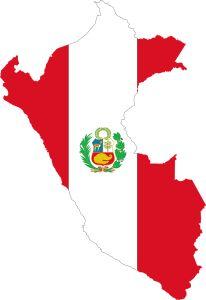 South America visa Peru