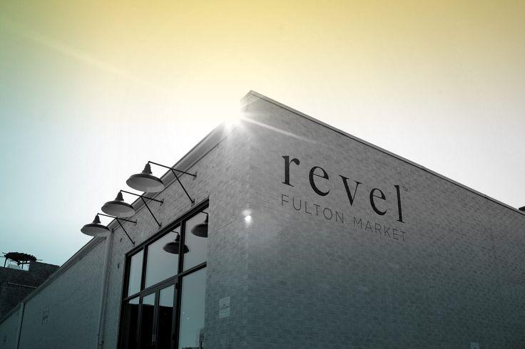 Revel Fulton Market | Chicago Event Venue for Corporate and Private Events