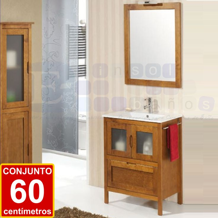 40 best images about Muebles y Auxiliares de baño on Pinterest