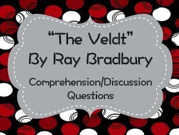 BRADBURY VELDT RAY THE