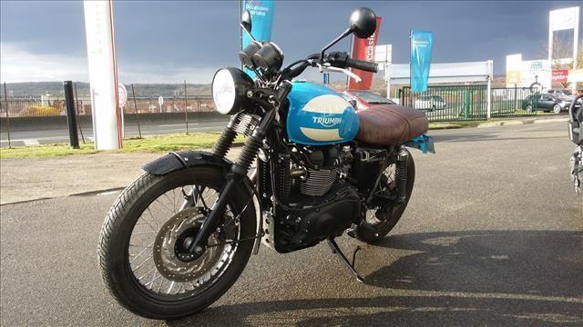 Annonce Moto Occasion ESSONNE MOTOS ETAMPES , Routière TRIUMPH BONNEVILLE 900 T100, Ile-de-France | Yamaha occasion france - les occasions toutes marques du réseau YAMAHA - Moto, scooter, quad et jet.