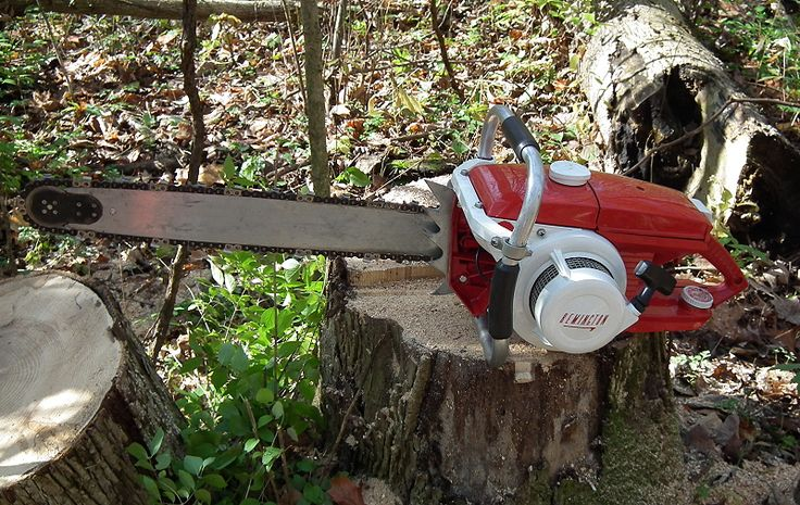 Remington super chainsaw corner