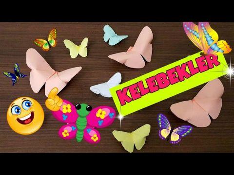 *: Kelebek Kalıpları * Boyama