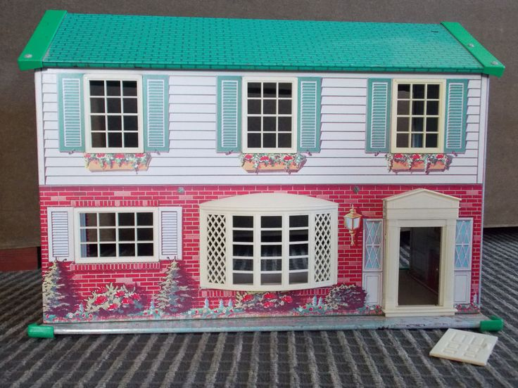 200 Best Images About Doll Houses On Pinterest
