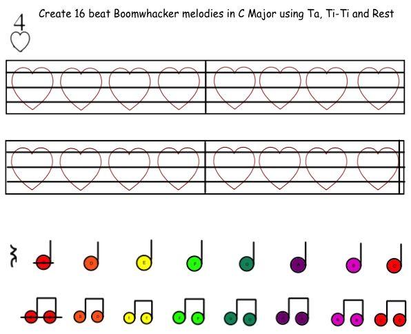 Leuke voorstelling waarmee je de leerlingen zelf een compositie kunt laten maken. Nadat de leerlingen kennis maakten met boomwhackers en bestaande partituren speelden, kunnen ze nu ook zelf aan de slag. Geef hen de opdracht om zelf een stukje te schrijven in groep. Je zult versteld staan van het resultaat!