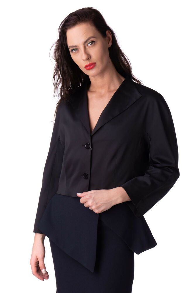 89052dbf TER DE CARACTERE Jacket Size 48 / L Fully Lined Single Breasted Lapel  Collar #fashion #clothing #shoes #accessories #womensclothing  #coatsjacketsvests (ebay ...