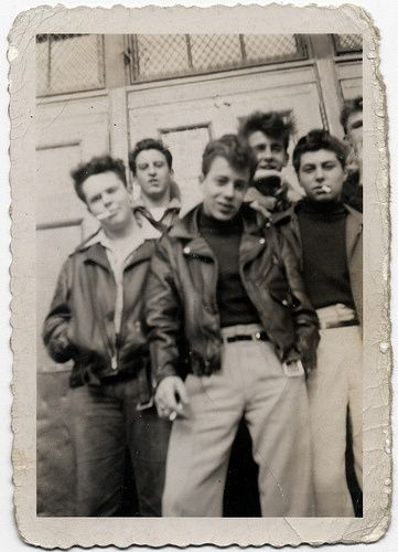 1294 best images about 1950's Teenage - 34.4KB