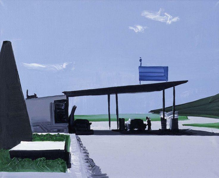 Gas Station 2, 2006