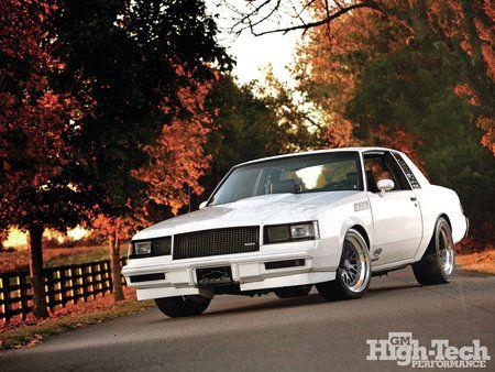 Buick Regal T Type