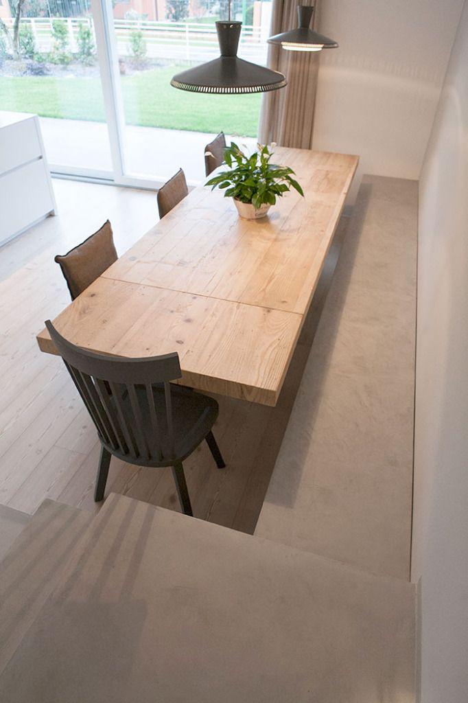 Microtopping conferisce ad ogni casa uno stile moderno grazie al suo effetto cemento, ideale per soggiorni, salotti e zona living.