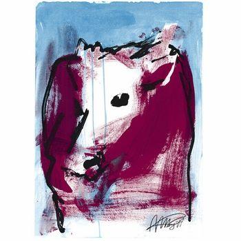 Marimekko Unelmia Textile Art - Click to enlarge: Wall Art, Cowcalfbul Design, Unelmia Textiles, Marimekko Unelmia, Cows Prints, Textiles Art, Art Fabrics, Marimekko Fabrics, Art Wall