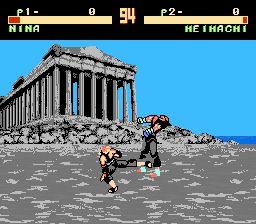 Tekken 3 (NES)